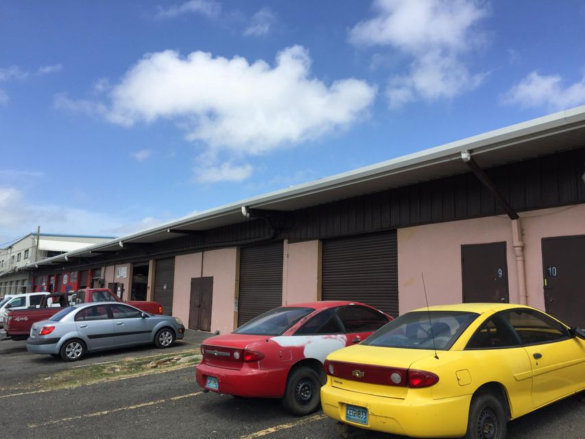 Commercial for Rent at 86A #9 Castle Coakley QU St Croix, Virgin Islands United States Virgin Islands