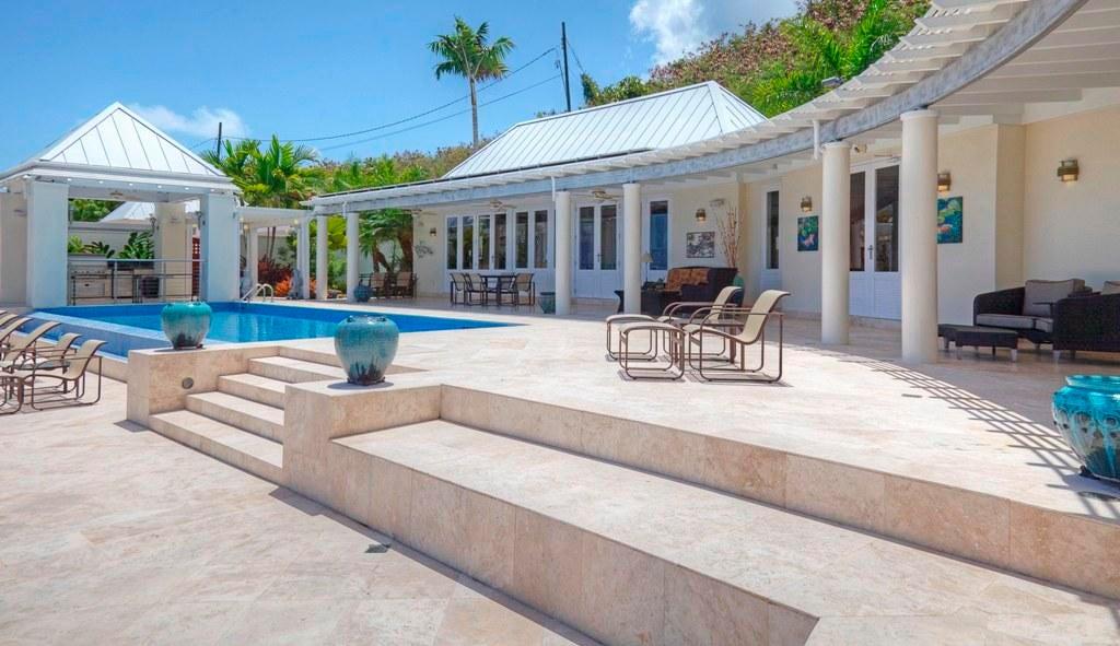 Maison unifamiliale pour l Vente à 109 Anna's Hope EA 109 Anna's Hope EA St Croix, Virgin Islands 00820 Isles Vierges Américaines