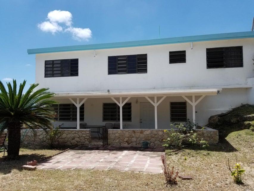 Maison unifamiliale pour l Vente à 214 Sion Hill QU 214 Sion Hill QU St Croix, Virgin Islands 00820 Isles Vierges Américaines