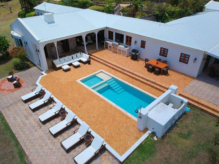 Single Family Home for Sale at 8,8B & 14 Shoys (The) EA 8,8B & 14 Shoys (The) EA St Croix, Virgin Islands 00820 United States Virgin Islands