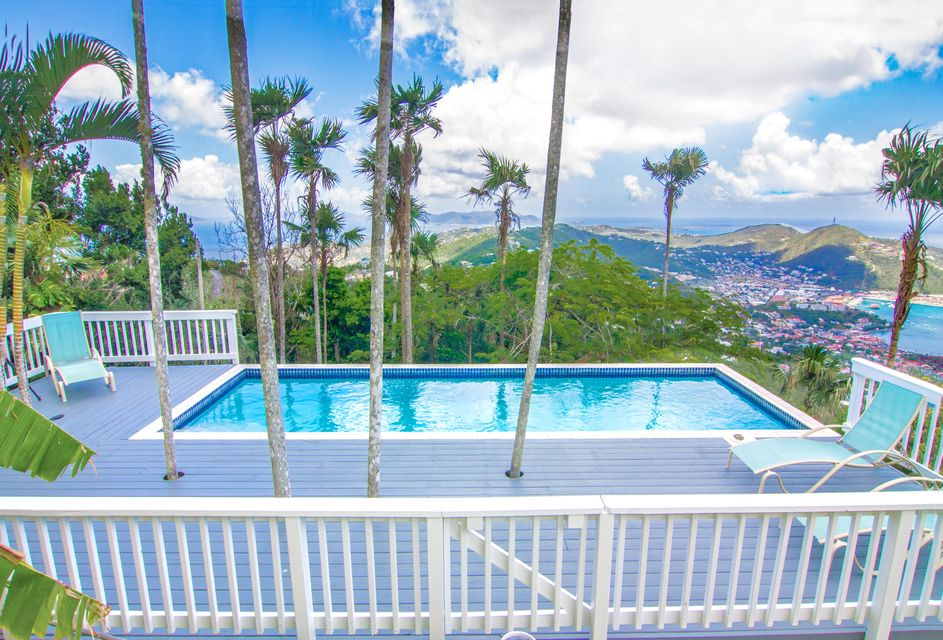Single Family Home for Rent at 19N Solberg LNS 19N Solberg LNS St Thomas, Virgin Islands 00802 United States Virgin Islands