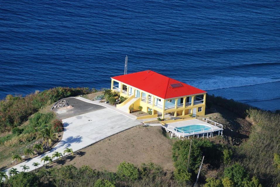 Single Family Home for Sale at 73 Clairmont NB 73 Clairmont NB St Croix, Virgin Islands 00840 United States Virgin Islands