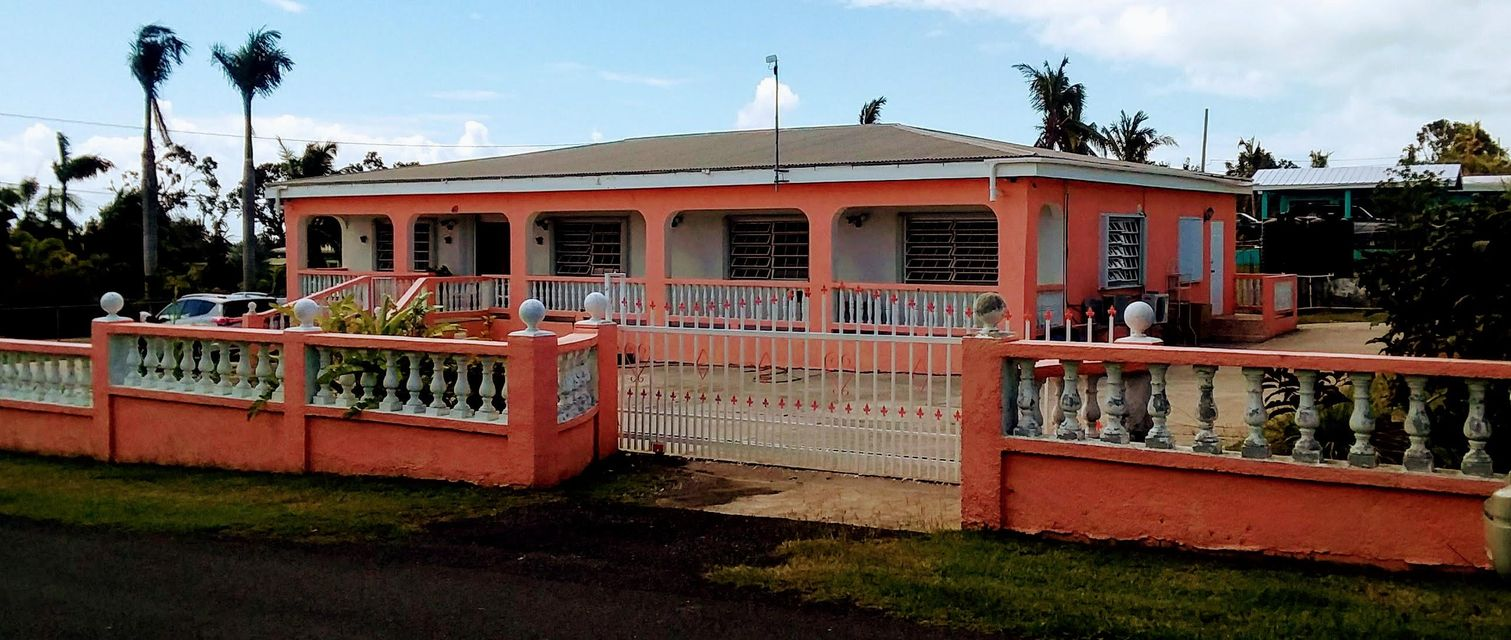 Single Family Home for Sale at 40 Peter's Rest QU 40 Peter's Rest QU St Croix, Virgin Islands 00820 United States Virgin Islands