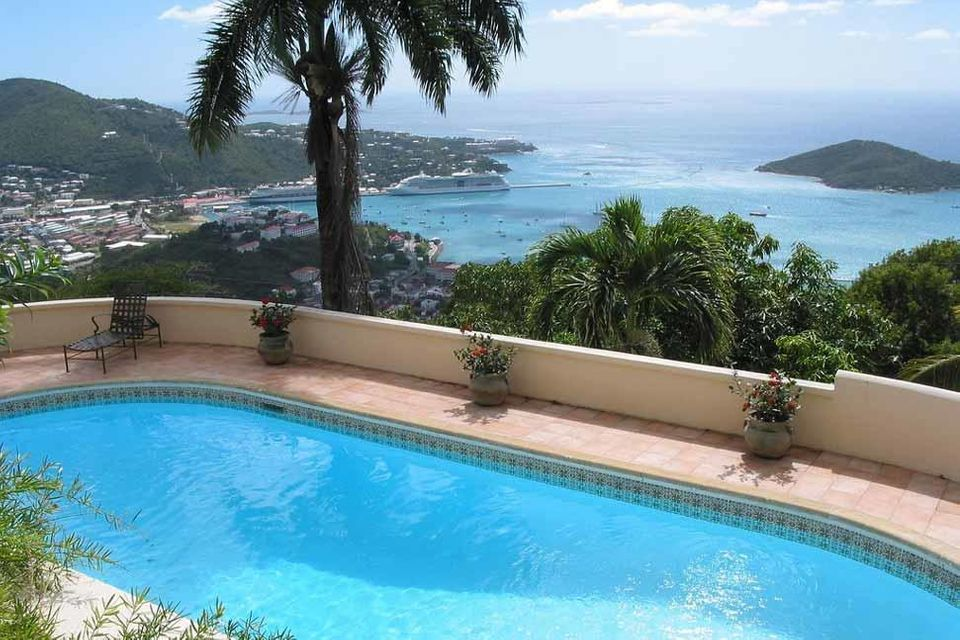 Single Family Home for Sale at 14 Remaind Mafolie GNS 14 Remaind Mafolie GNS St Thomas, Virgin Islands 00802 United States Virgin Islands