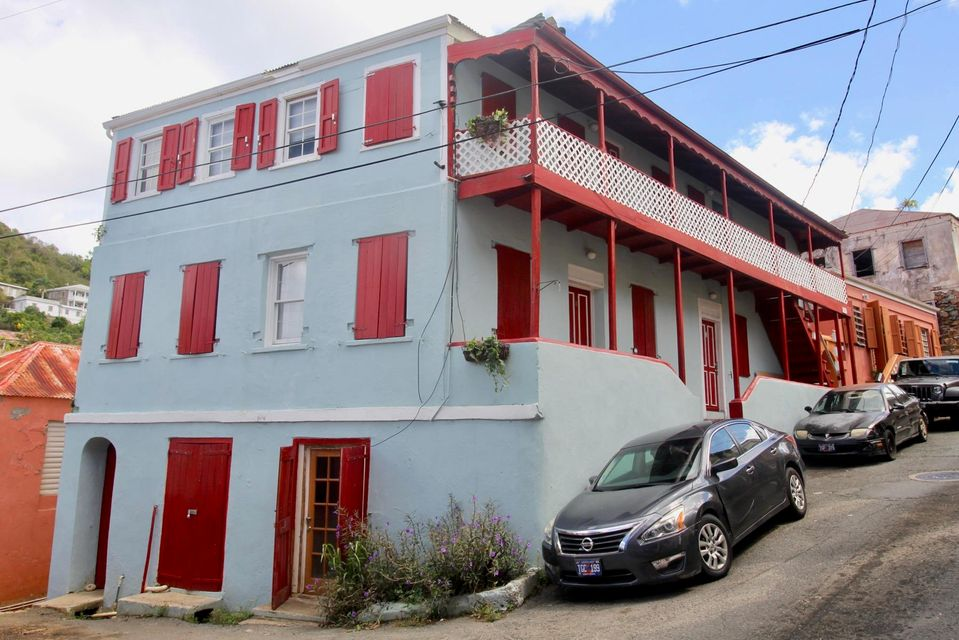 Commercial for Sale at 22 Commandant Gade KI 22 Commandant Gade KI St Thomas, Virgin Islands 00802 United States Virgin Islands