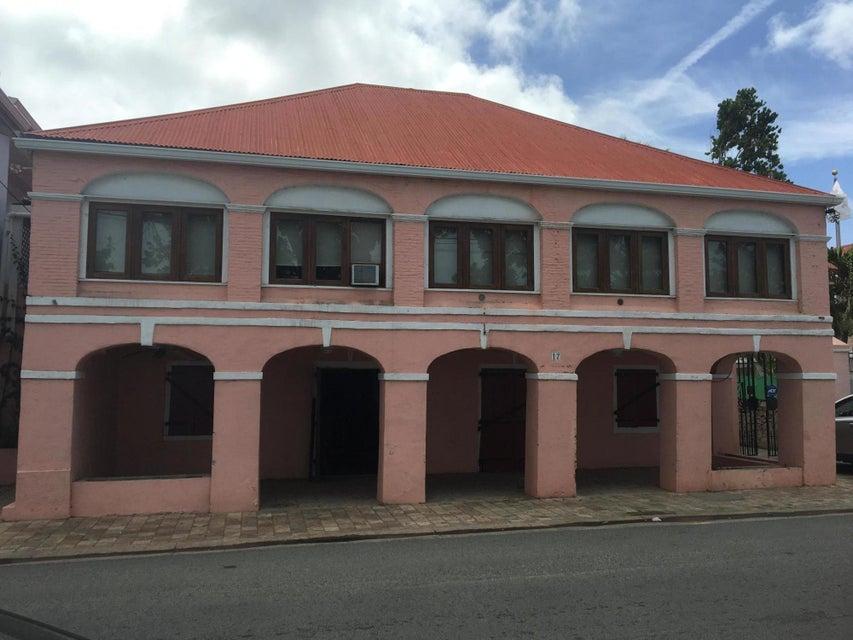 Commercial for Sale at 17 Strand Street FR 17 Strand Street FR St Croix, Virgin Islands 00840 United States Virgin Islands
