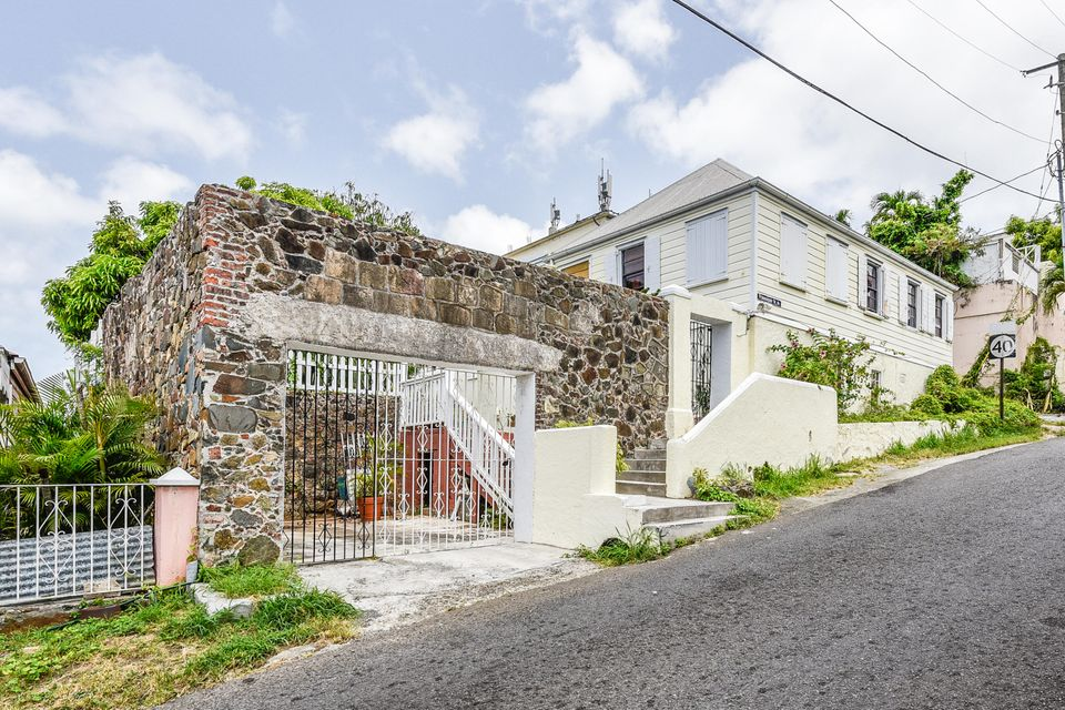 Single Family Home for Sale at 11A Prindsesse Gade KPS 11A Prindsesse Gade KPS St Thomas, Virgin Islands 00802 United States Virgin Islands