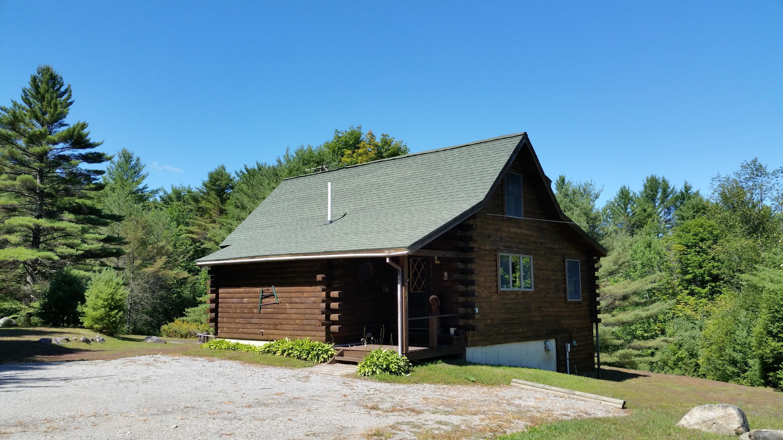 Adirondack log homes camps and log cabins at thunder for Adirondack cabin builders