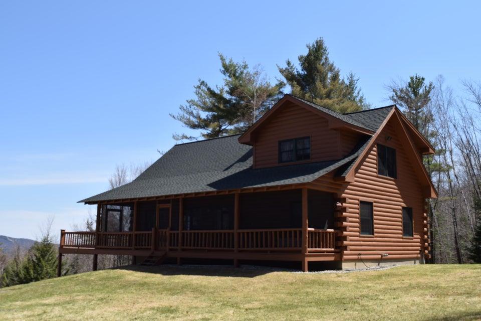 Adirondack Log Homes Camps And Log Cabins At Thunder