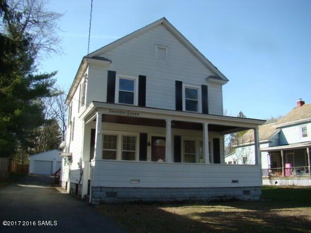 27 Haviland Avenue, Glens Falls, NY 12801