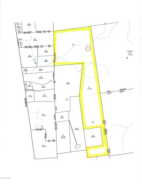 Lot 1 Lake George Tract, Fort Ann, NY 12827
