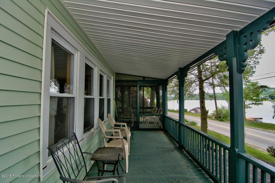 Exterior Front Porch View 2