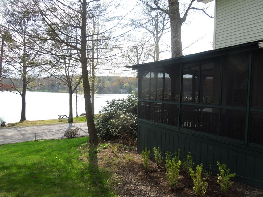 Side View with Lake