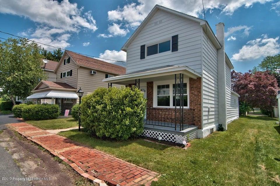 308 Bennett Street,Duryea,Pennsylvania 18642,3 Bedrooms Bedrooms,6 Rooms Rooms,1 BathroomBathrooms,Residential,Bennett,17-3576