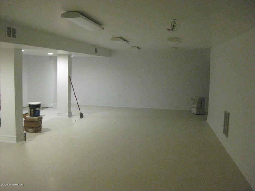 Basement Finished Area