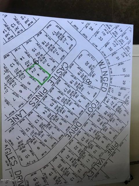 Lot 214 Castle Pines Lane Hazleton,Pennsylvania 18202,Comm/ind sale,Lot 214 Castle Pines Lane,17-4505