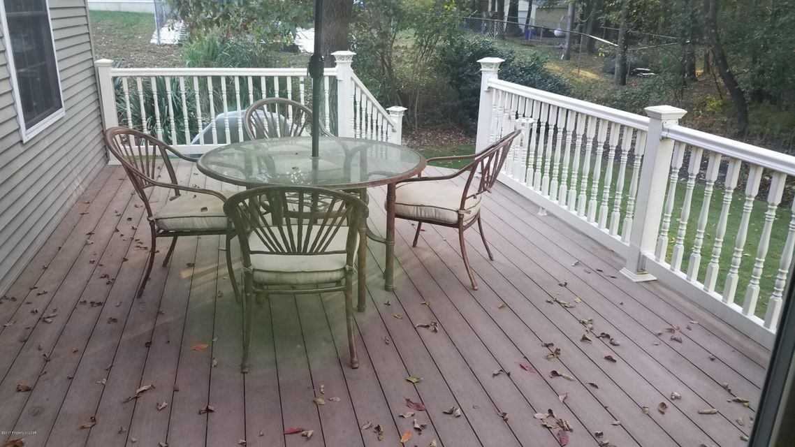 Maintenance free deck