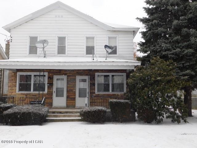 150 Butler Street,Pittston,Pennsylvania 18640,2 Bedrooms Bedrooms,5 Rooms Rooms,1 BathroomBathrooms,Residential lease,Butler,18-227