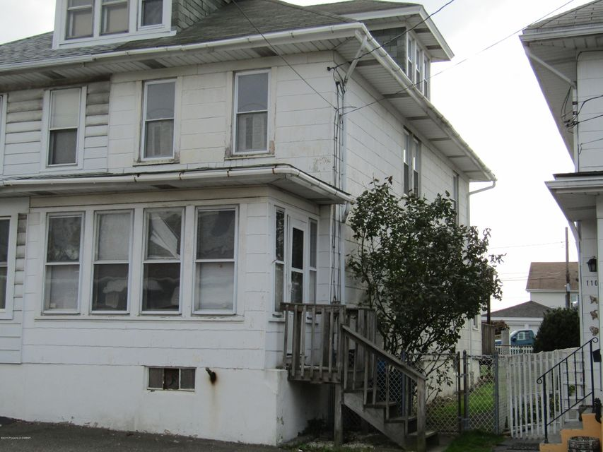 112 Oak St,Hazleton,Pennsylvania 18202,4 Bedrooms Bedrooms,7 Rooms Rooms,1 BathroomBathrooms,Residential,Oak,18-381