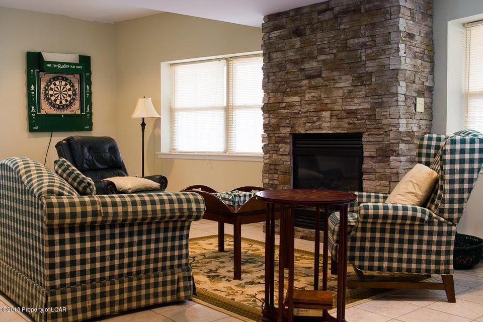 2. Basement living room