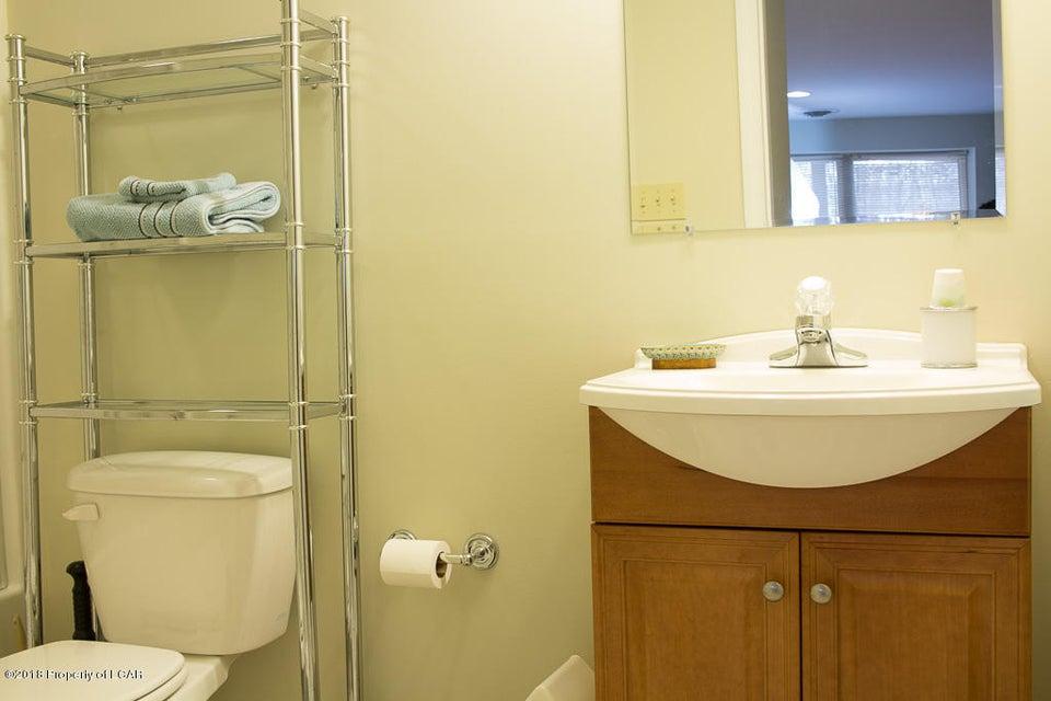 3. Basement bathroom