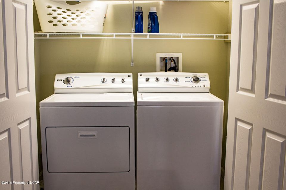 4. Laundry area