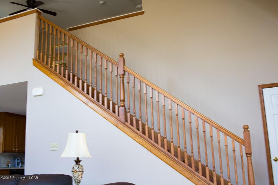 18. Main stairwell