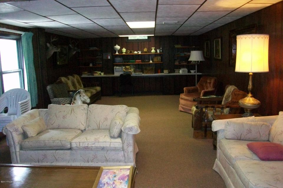 Extra Large Lower Level Family Room