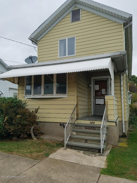 327 Walnut St,Luzerne,Pennsylvania 18709,3 Bedrooms Bedrooms,7 Rooms Rooms,1 BathroomBathrooms,Residential,Walnut,18-2307
