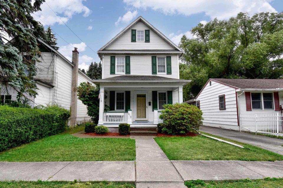 1413 Rundle St,Scranton,Pennsylvania 18501,3 Bedrooms Bedrooms,8 Rooms Rooms,2 BathroomsBathrooms,Residential,Rundle,18-3211