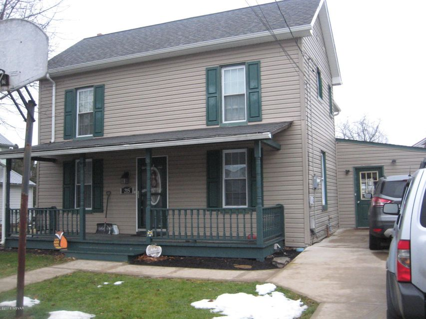 215 CARPENTER STREET,Muncy,Pennsylvania 17756,4 Bedrooms Bedrooms,3 BathroomsBathrooms,Residential,CARPENTER,WB-79503