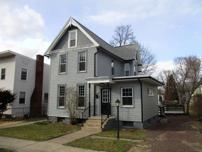410 CENTRAL AVENUE,S. Williamsport,Pennsylvania 17702,3 Bedrooms Bedrooms,1.5 BathroomsBathrooms,Residential,CENTRAL,WB-79789