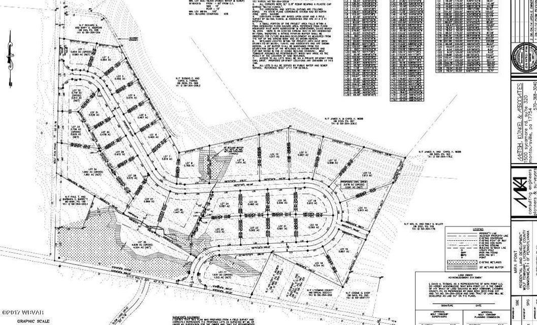 115 CHEL DRIVE,Hughesville,PA 17737,Land,CHEL,WB-79861