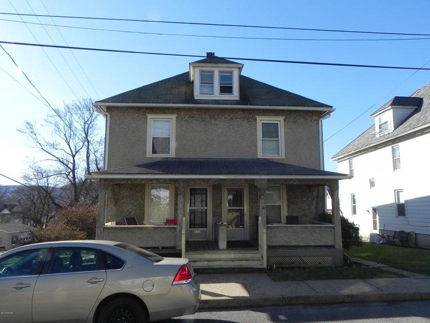 2331-2333 NEWBERRY STREET,Williamsport,Pennsylvania 17701,Multi-units,NEWBERRY,WB-80222