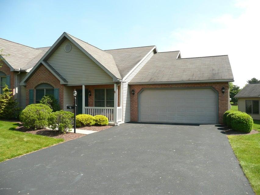 91 WOODSEDGE DRIVE,Milton,PA 17847,2 Bedrooms Bedrooms,2 BathroomsBathrooms,Residential,WOODSEDGE,WB-80911