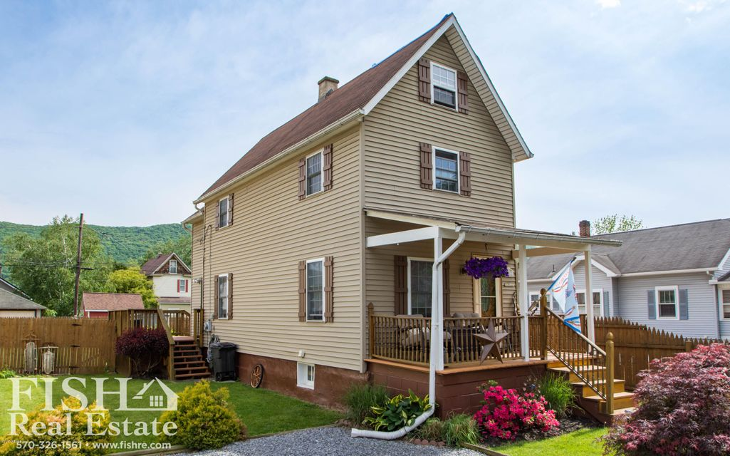 2261 ROYAL AVENUE,Williamsport,PA 17701,2 Bedrooms Bedrooms,1 BathroomBathrooms,Residential,ROYAL,WB-80923