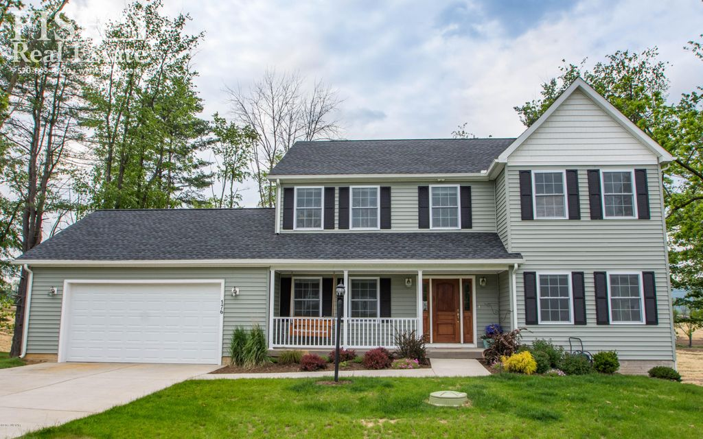 176 WHITETAIL CIRCLE,Mill Hall,PA 17751,4 Bedrooms Bedrooms,3 BathroomsBathrooms,Residential,WHITETAIL,WB-80939