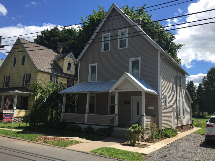 110 PEPPER STREET,Muncy,PA 17756,3 Bedrooms Bedrooms,2 BathroomsBathrooms,Residential,PEPPER,WB-81332