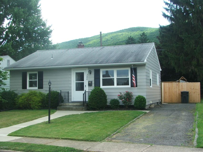 346 BASTIAN AVENUE,S. Williamsport,PA 17702,3 Bedrooms Bedrooms,2 BathroomsBathrooms,Residential,BASTIAN,WB-81449