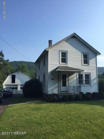 11094 WALLIS RUN DRIVE,Trout Run,PA 17771,3 Bedrooms Bedrooms,1.5 BathroomsBathrooms,Resid-lease/rental,WALLIS RUN,WB-81499