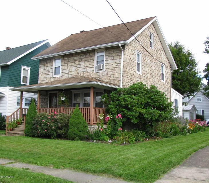 25 MOUNTAIN AVENUE,S. Williamsport,PA 17702,4 Bedrooms Bedrooms,1.5 BathroomsBathrooms,Residential,MOUNTAIN,WB-81566