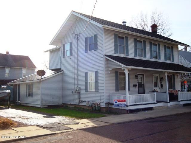 11 5TH STREET,Watsontown,PA 17777,3 Bedrooms Bedrooms,1 BathroomBathrooms,Resid-lease/rental,5TH,WB-82130