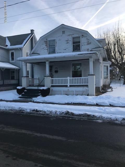 331 WILSON STREET,Jersey Shore,PA 17740,3 Bedrooms Bedrooms,1 BathroomBathrooms,Residential,WILSON,WB-82994