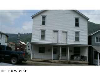349 PENNSYLVANIA AVENUE,Renovo,PA 17764,6 Bedrooms Bedrooms,1 BathroomBathrooms,Residential,PENNSYLVANIA,WB-82993
