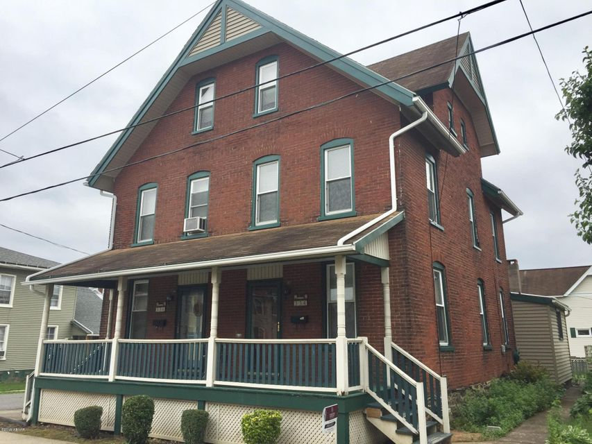 334-336 ADAMS STREET,Williamsport,PA 17701,2 Bedrooms Bedrooms,1 BathroomBathrooms,Resid-lease/rental,ADAMS,WB-83003