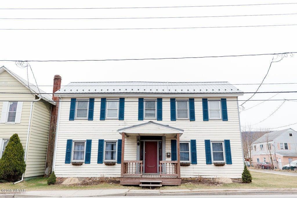 800 BELLEFONTE AVENUE,Lock Haven,PA 17745,5 Bedrooms Bedrooms,3.5 BathroomsBathrooms,Residential,BELLEFONTE,WB-83493
