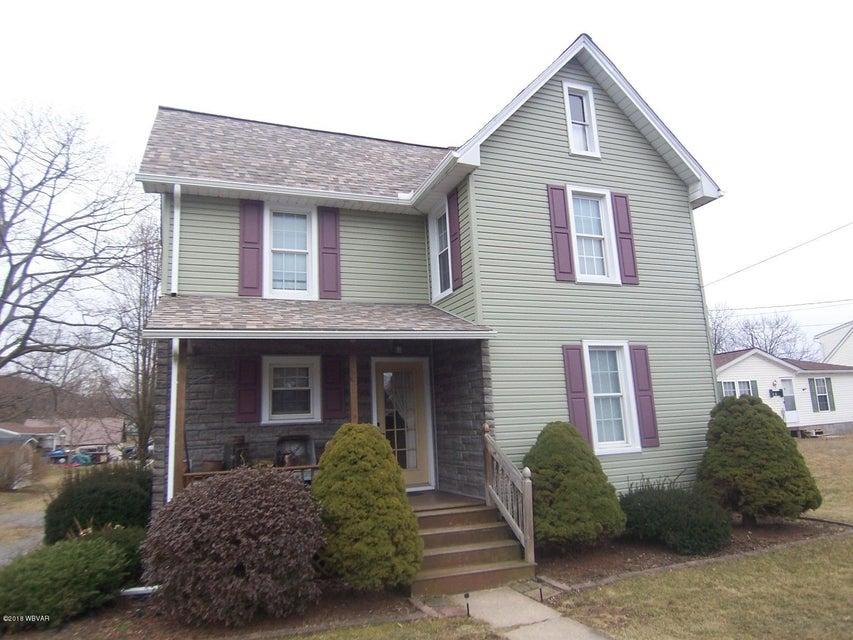 109 PARK STREET,Jersey Shore,PA 17740,3 Bedrooms Bedrooms,2 BathroomsBathrooms,Residential,PARK,WB-83505