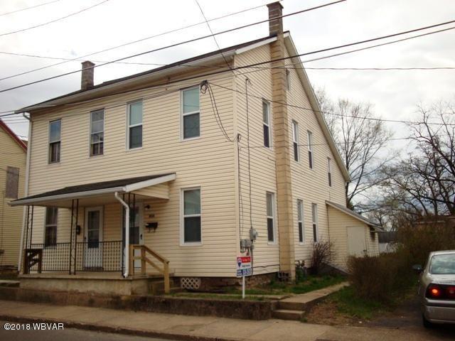454 COLUMBIA AVENUE,Milton,PA 17847,2 Bedrooms Bedrooms,1 BathroomBathrooms,Resid-lease/rental,COLUMBIA,WB-83866