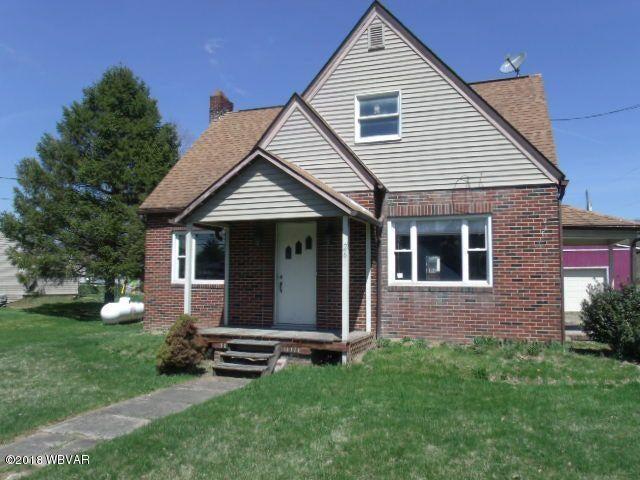 265 MAIN STREET,Beech Creek,PA 16822,3 Bedrooms Bedrooms,1 BathroomBathrooms,Residential,MAIN,WB-83871