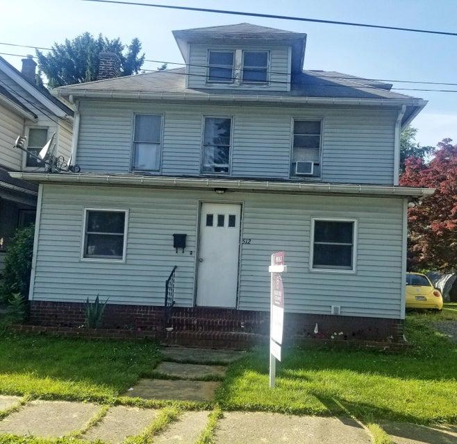 512 2ND AVENUE,S. Williamsport,PA 17702,Multi-units,2ND,WB-84389